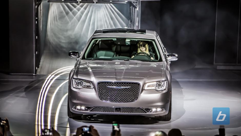 Chrysler 300 La 2014 13