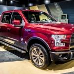 2015 Ford F-150 – 2014 LA Auto Show