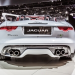 Jaguar Adds Manual Rowing And AWD Options to F-TYPE