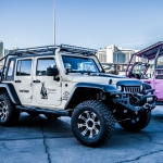 Jeeps and other off-road vehicles of SEMA 2014