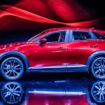 Mazda Unveils All-New Compact Crossover Mazda CX-3