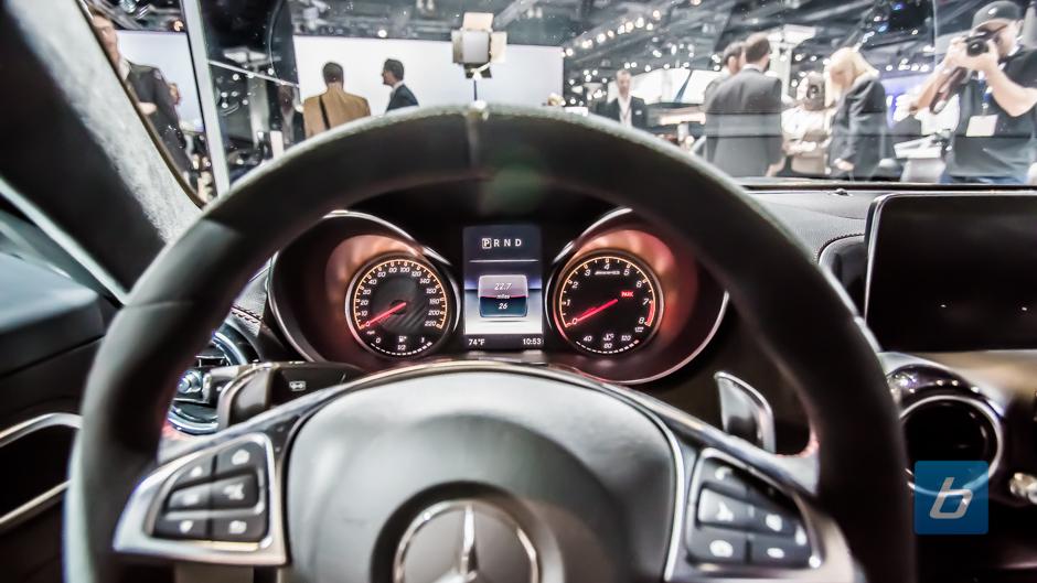 Mercedes amg gts la 2014 12 for Auto interieur reparatie