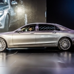 Mercedes-Maybach S Class Unveiled at LA Auto Show