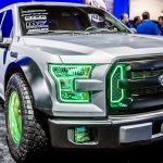 Trucking Rights! A Tour Of The Trucks At SEMA 2014