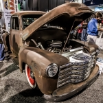 Going Old School – Classic Trucks and Jeeps of SEMA 2014