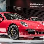 Porsche Reveals Two New GTS Models