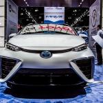 Mirai Fuel Cell Concept – 2014 LA Auto Show
