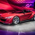 VW Vision GT Concept – LA Autoshow 2014