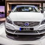 Volvo V60 XC (Cross Country) – 2014 LA Auto Show