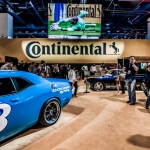 Continental Booth Tour – SEMA 2014