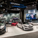 Hyundai Booth Tour – SEMA 2014