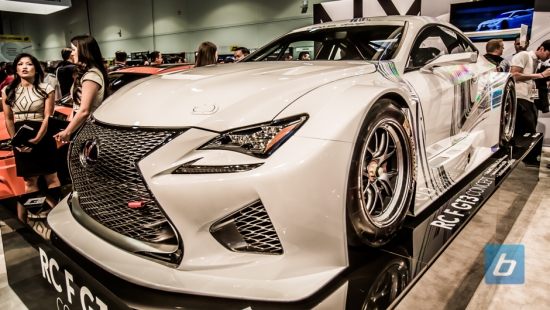 lexus-booth-tour-sema-2014-1