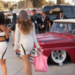 What Goes On Outside The SEMA 2014 Show – Part 1