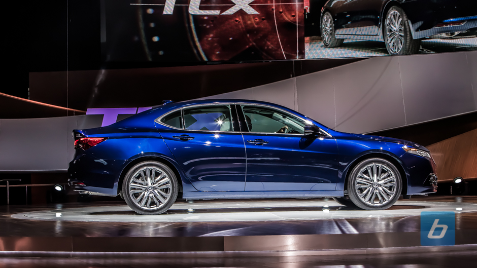 Back to Post - Acura Unveils The 2015 TLX in New York