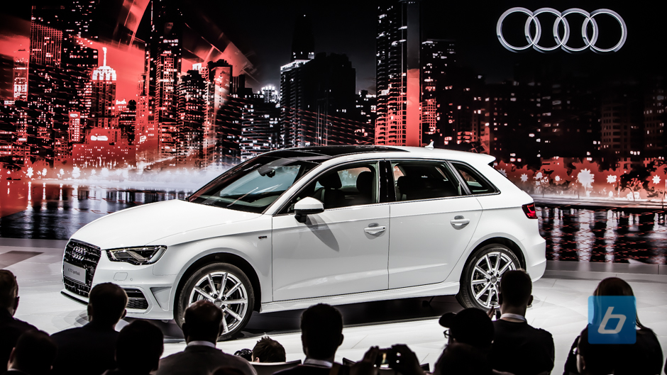 Audi A3 Sportback TDI Coming To America Afterall