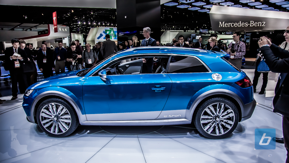 Audi Unveils Allroad Shooting Brake Concept