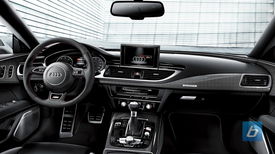 Audi RS7 Dynamic Edition Takes Page Out of Porsche Playbook