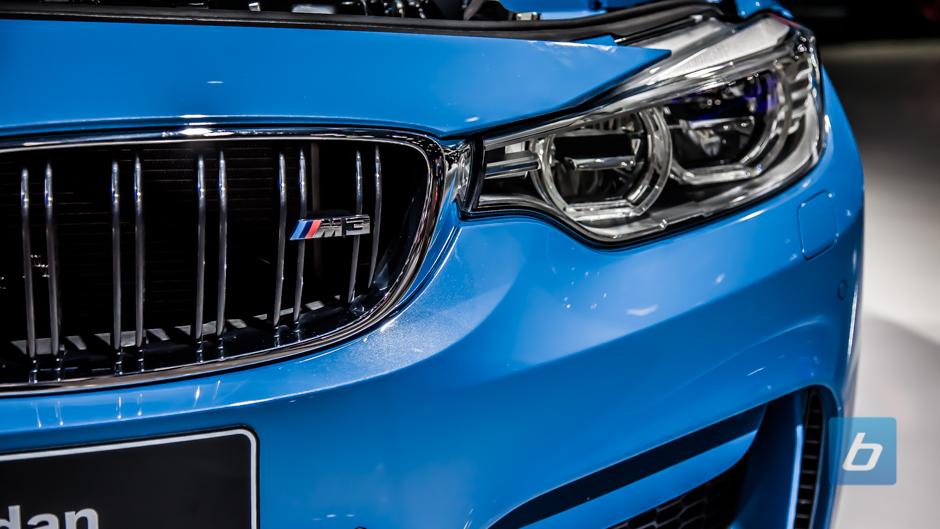 2015 Bmw M3 Sedan Naias 2014 5