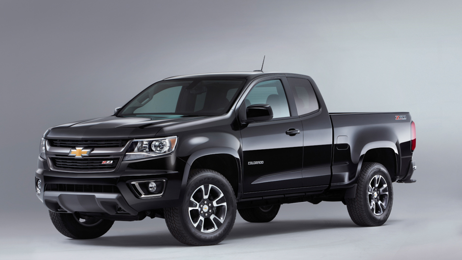 2015 chevrolet colorado full size features in midsize truck. Black Bedroom Furniture Sets. Home Design Ideas