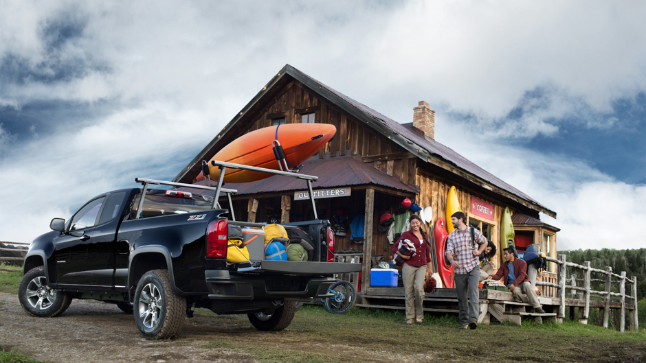 Back to Post - 2015 Chevrolet Colorado, Full Size Features in