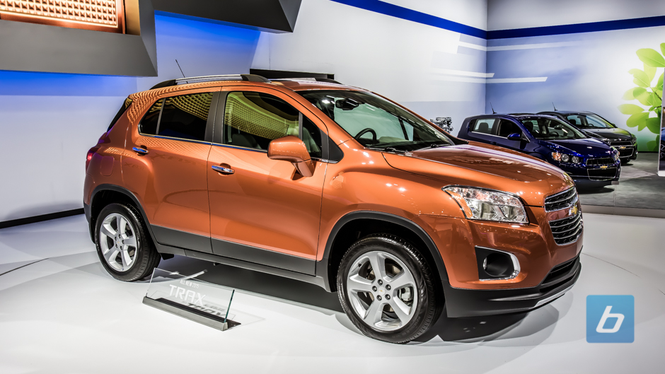 2015 chevrolet trax nyias. Black Bedroom Furniture Sets. Home Design Ideas