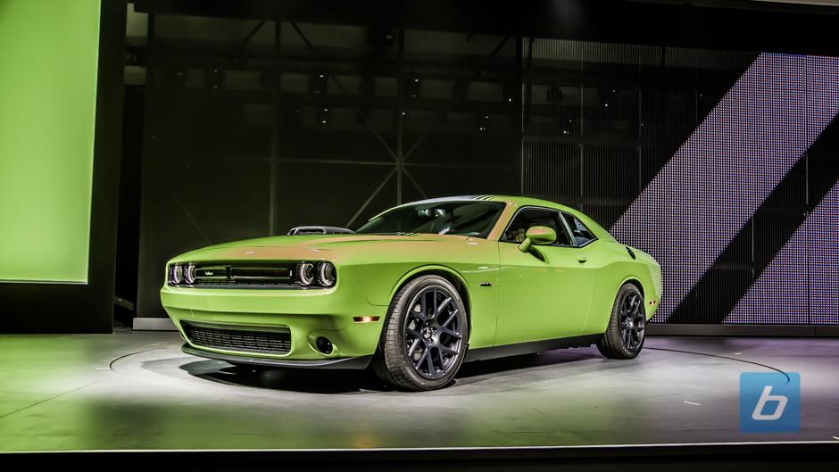 New 2015 Dodge Challenger