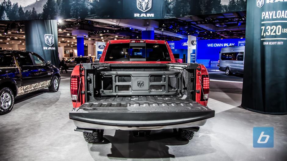 2015 dodge ram power wagon nyias 7 car interior design. Black Bedroom Furniture Sets. Home Design Ideas