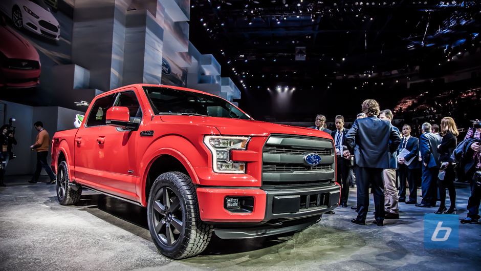 Ford Unveils new Biggest Loser 2015 Ford F-150