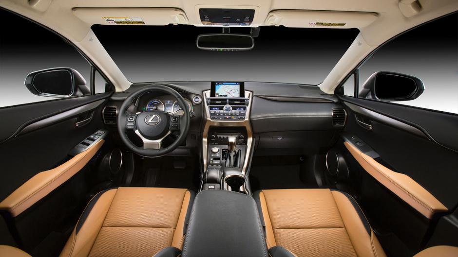 2015 Lexus Nx Beijing 51