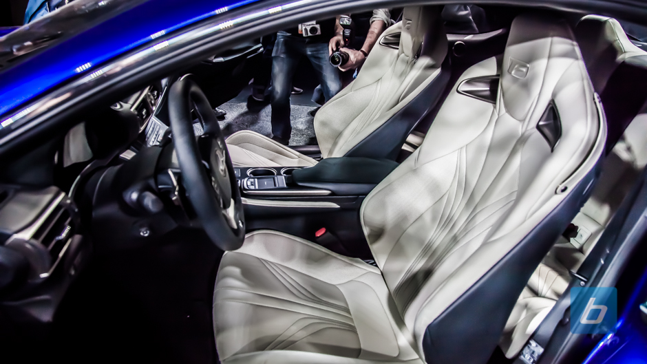 2015 Lexus RC F Coupe Debuts in Motor City » Image 38 of 40