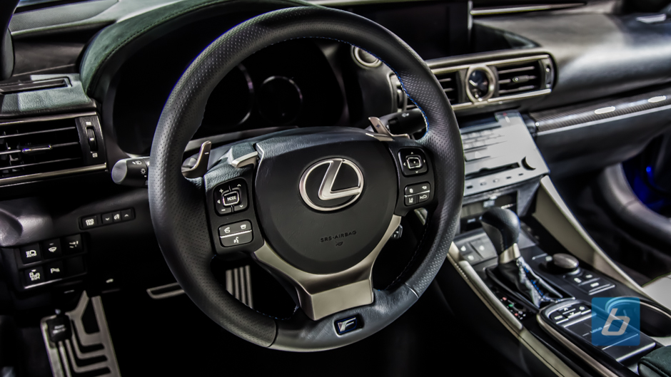 2015 Lexus RC F Coupe Debuts in Motor City » Image 40 of 40