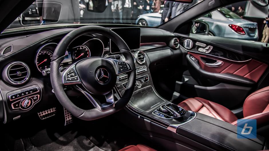 Detroit: The All New Mercedes-Benz C Class