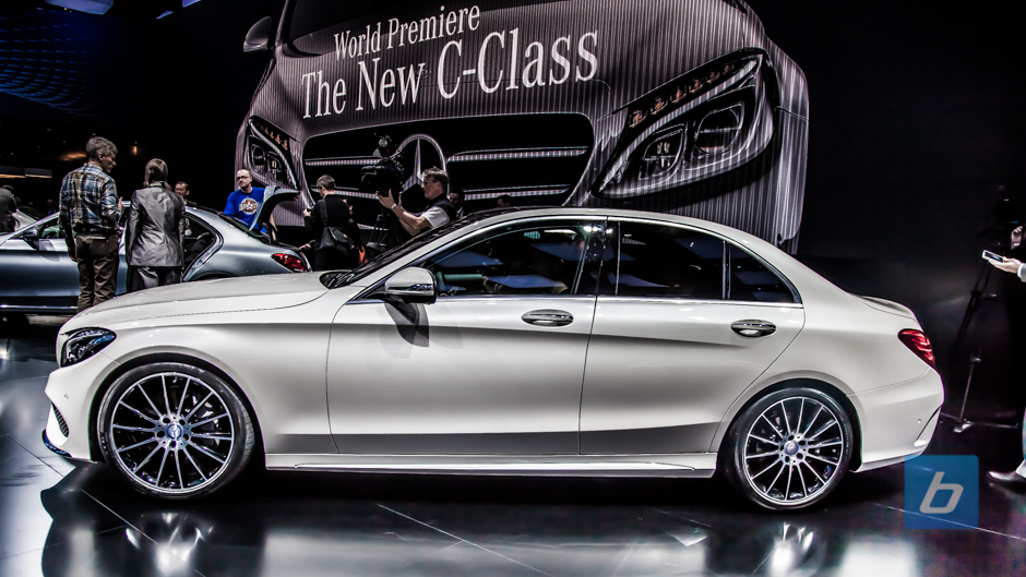 2015 mercedes benz c class naias 2014 20 for New 2015 mercedes benz c class