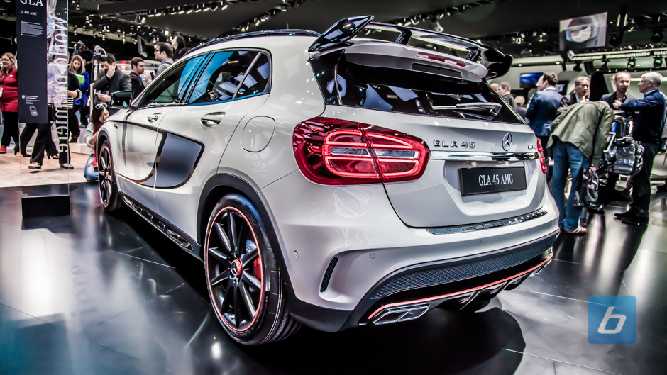 2015 Mercedes Benz Gla45 Amg Naias 2014 4