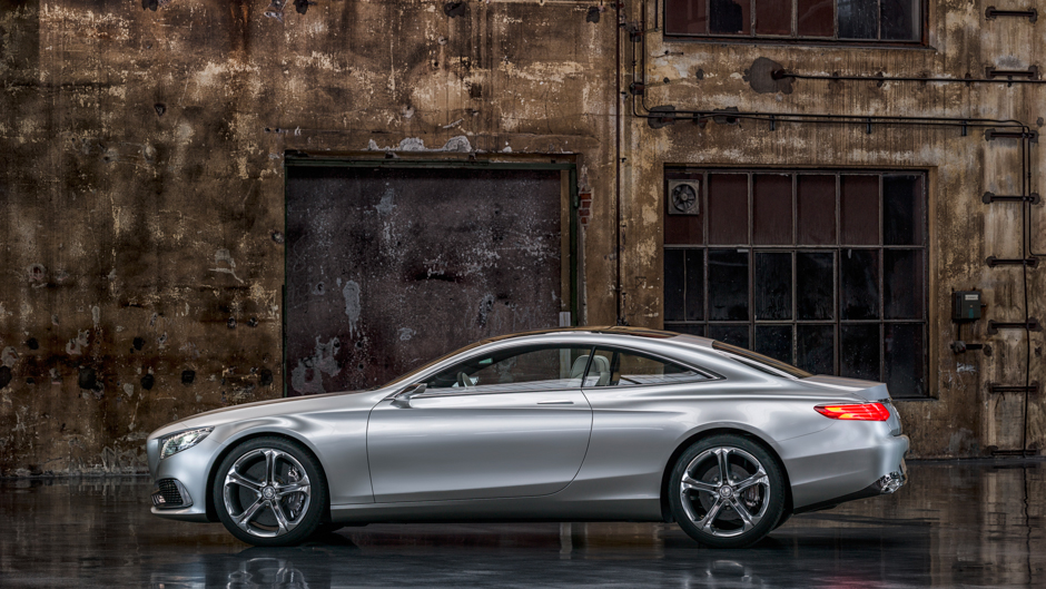 2015 mercedes benz s coupe frankfurt 2 for Mercedes benz frankfurt