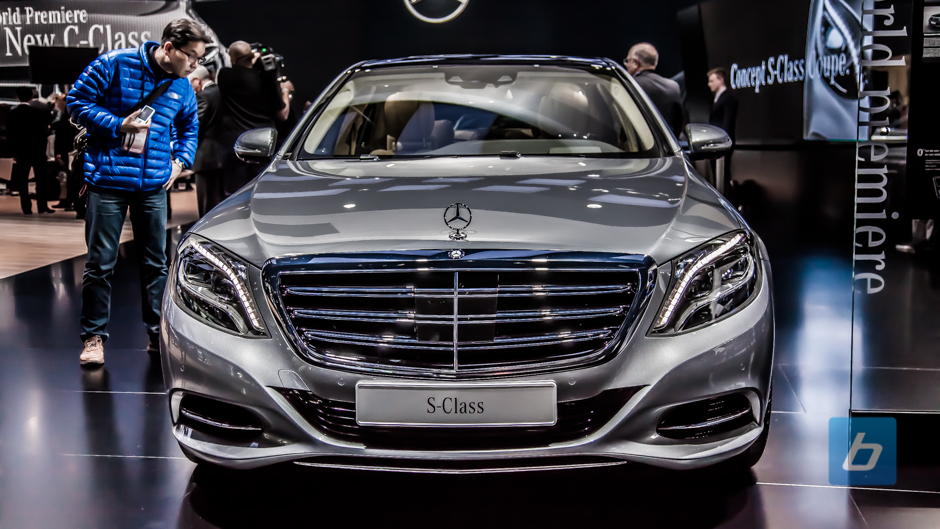 2015 Mercedes Benz S600 Naias 2014 3