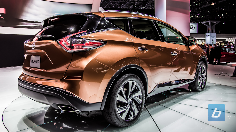 2015 nissan murano release date price and specs. Black Bedroom Furniture Sets. Home Design Ideas
