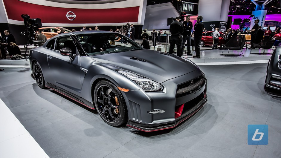 Nissan GT-R NISMO Makes North American Debut