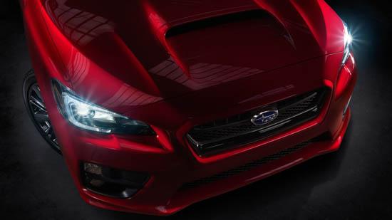 Subaru Teases 2015 WRX Ahead of LA Auto Show