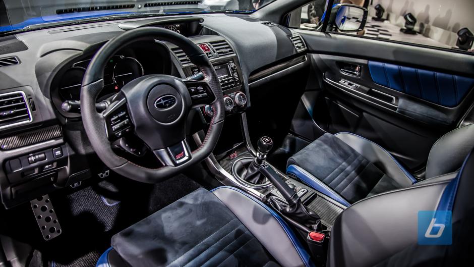 2015 Subaru WRX STI Officially Breaks Cover