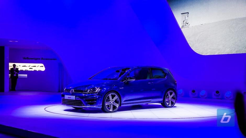 Volkswagen Golf R 2015