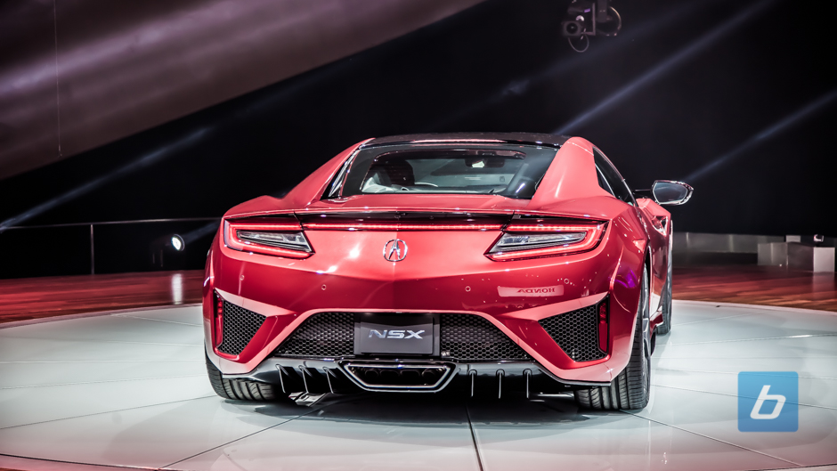 Back to Post - It's Finally Here! Meet The 2016 Acura NSX