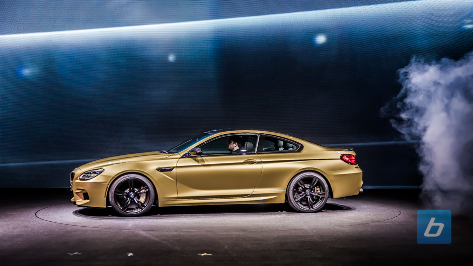 2016 M6 Series BMW Coupes