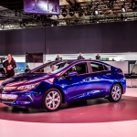 Next Generation 2016 Chevy Volt Unveiled in Detroit