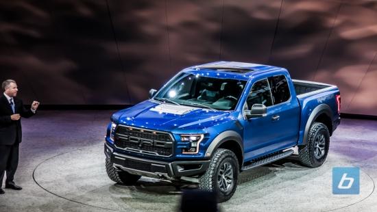 2016 Ford F150 Svt Raptor