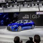 The All New 2016 Lexus GS F Sedan