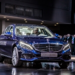 Mercedes-Benz Adds a Plug in Hybrid to the New C-Class