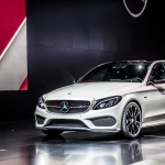Mercedes-Benz Unveils the Almost AMG C450 AMG Sport