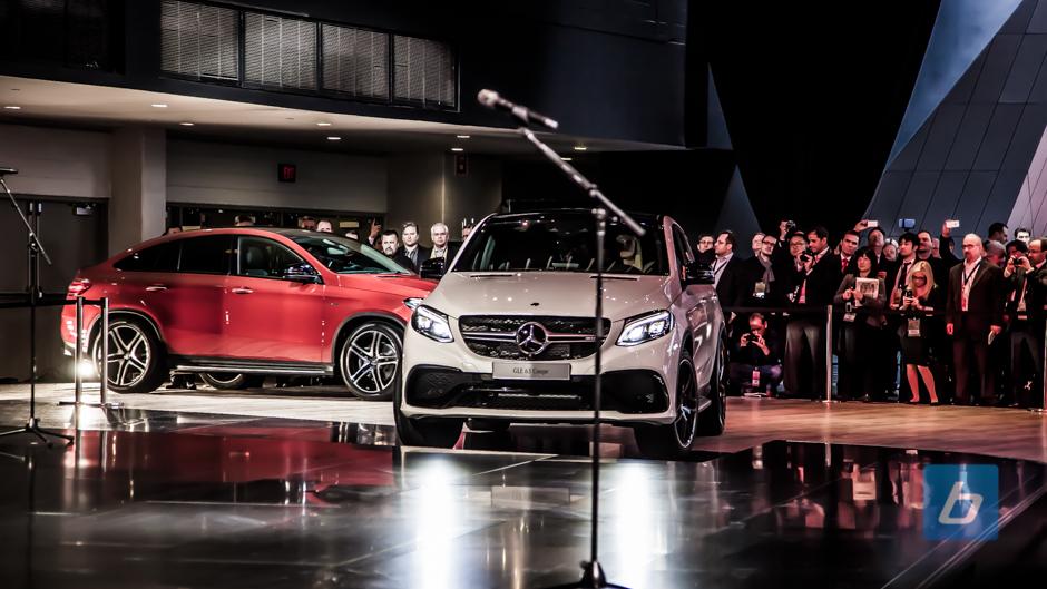 2016 Mercedes Gle Coupe 450 63 Amg Naias 1