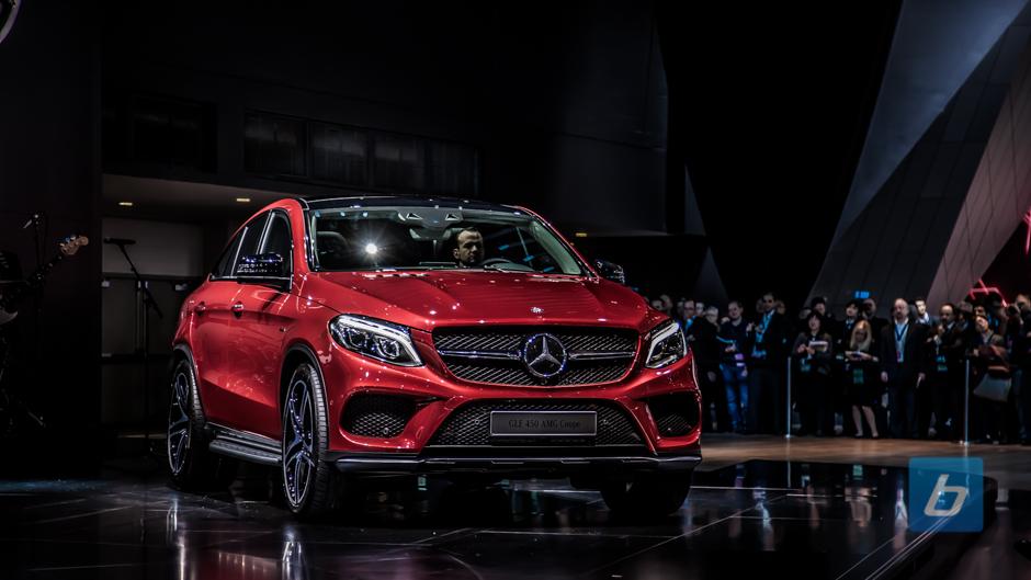 2016 mercedes benz gle coupe interior - 2016 Mercedes Gle Coupe 450 63 Amg Naias 13